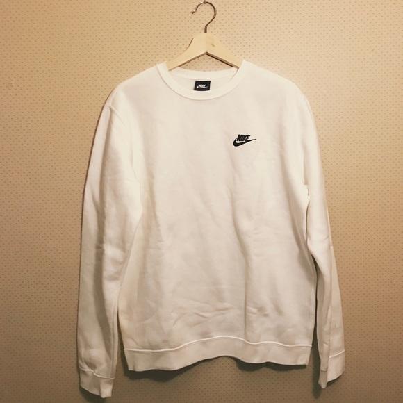 Sweatshirt Beautiful Beautiful Nike Crewneck White W2b9eYHDEI